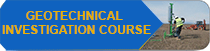 geotechanical  Course